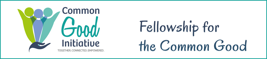 Common Good Initiative logo, Fellowship for the Common Good